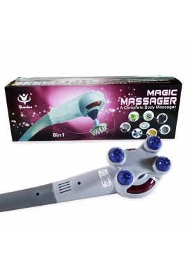 Masajeador Magic Massager 7 En 1.