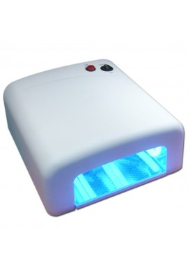 Lampara Uv 36 Watts Para Uñas En Gel, Uso Profesional
