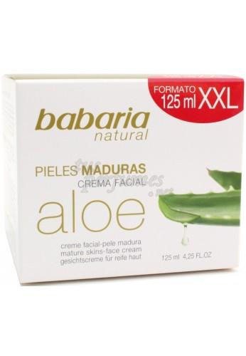 Crema Facial Babaria Pieles Maduras Aloe 125mlPieles Maduras Aloe 125ml