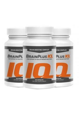 Brain Plus IQ Suplemento para la memoria 100% original