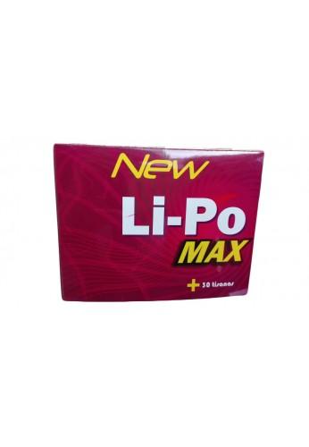 New Li-Po Max +30 Tisanas