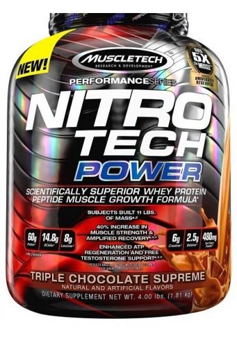 Muscletech Nitro Power Tech