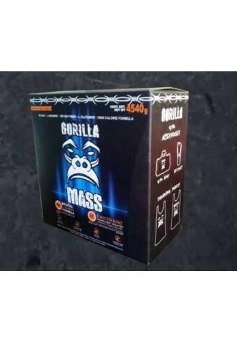 Gorilla Mass 10 lb Proteina Hipercalorica