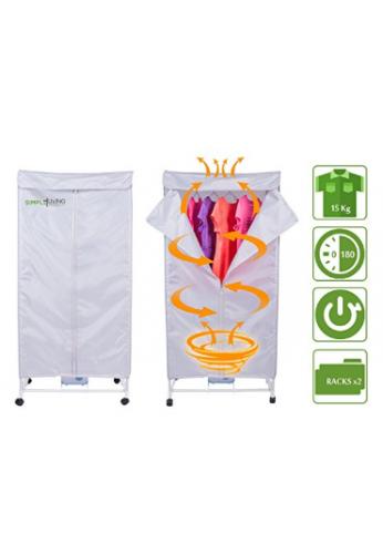 Secador de ropa portátil Simple Living Cargas de 15KG