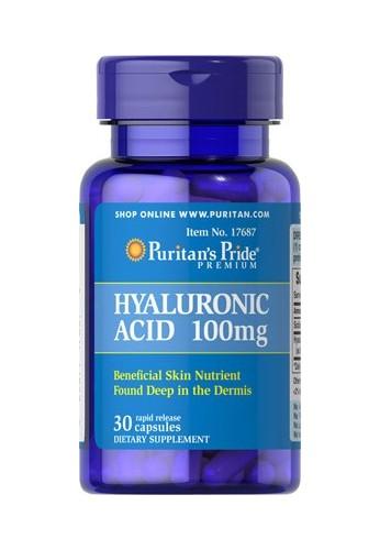 Ácido Hialurónico 100 mg
