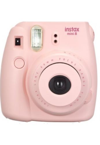 Cámara instantánea Fujifilm Instax Mini 8 (Rosa)