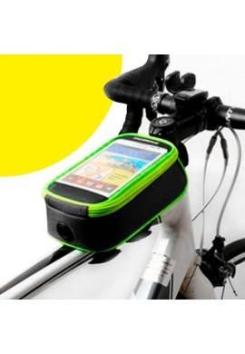 Bolso Soporte Porta Celular Maleta Estuche Alforja Para Bici