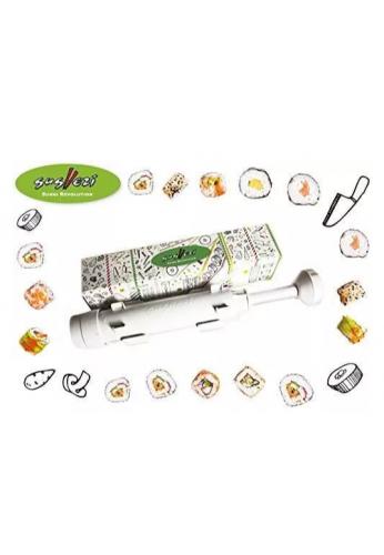 Kit Sushi Bazooka Para Hacer Sushi Tu Mismo