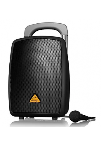 Cabina Activa Behringer Europort Mpa40bt-pro