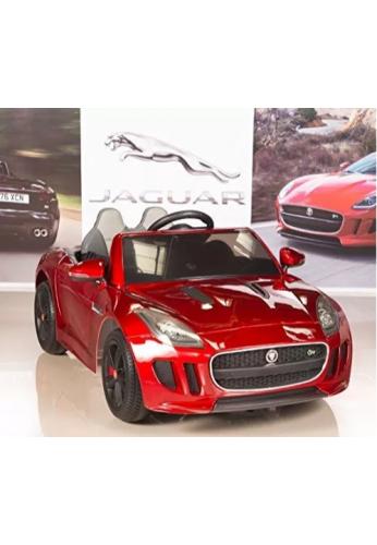 Jaguar F-type 12v Niños Paseo En El Coche De Ruedas Motrices