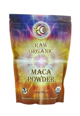 Organic Raw Maca en Polvo