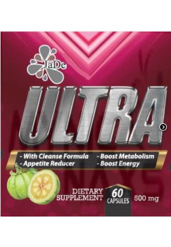 Ultra 60 Capsulas