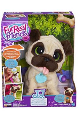 Jj My Cachorro Saltarín Muñeco de peluche FurReal Friends
