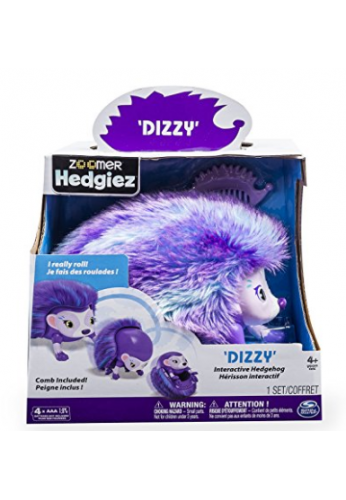 Hedgiez Zoomer, Erizo Mareado, Interactivo Con Luces,