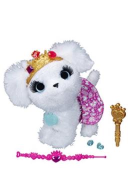FurReal Friends Mascotas con Estilo Diseño Princesa Pup Pet