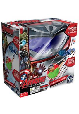 Marvel Los Vengadores Ultron - Gafas de realidad virtual,juego (Realidad virtual para niños)