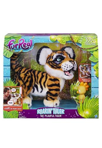furReal Roarin' Tyler,Tigre Juguetón