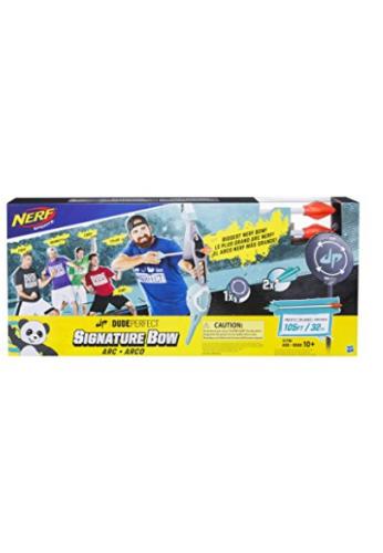 Nerf Sports Dude Arco y Flecha