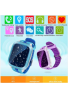 Reloj inteligente Rastreador Localizador Gps Wifi Niños SOS llamada SMS soporte tarjeta sim