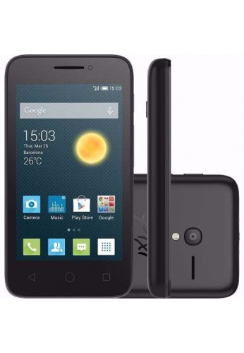 Celular Libre Alcatel Pixi 3 3.5'' 4gb 1.3 Mp/ 1.3 Mp