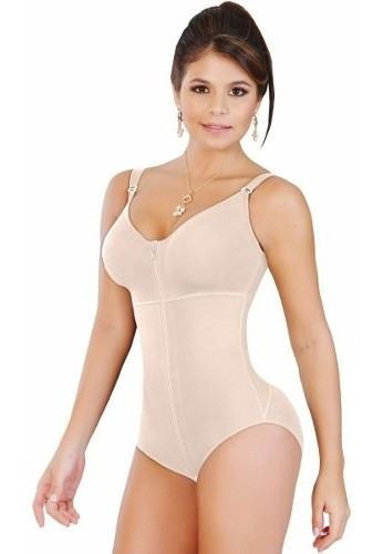 Faja Body Reductor Moldeador Panty Con Brasier Tex