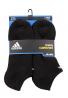 Calcetines deportivos Adidas Men's Tobilleras (paquete de 6)