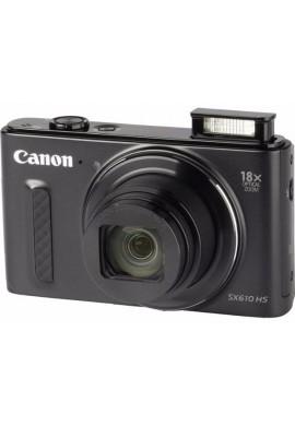 Camara Digital Canon Sx610 Hs 20mp 18x Zoom Wfi 3 + Mem 8gb