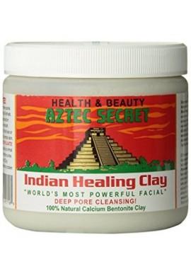 Aztec Secret Indian Healing Clay Arcilla para Limpieza Profunda de Poros
