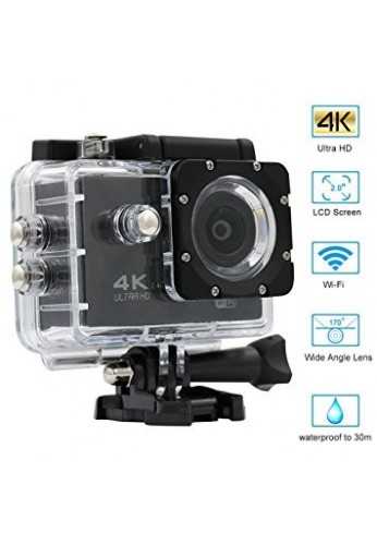Camara Deportiva Sport Cam Action Sumergible Hd