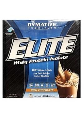 Elite 100% Whey Protein 5Lb Dymatize Nutrition