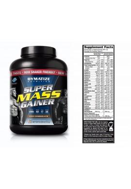 Super Mass Gainer - 6 lb. Sube Masa Muscular