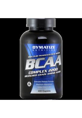 BCAA Complex 2200 x 400 Capsulas Dymatizes