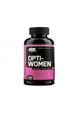 Opti Women Multivitaminico X120 Caps Para La Salud En General De La Mujer