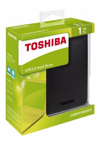 Disco Duro Externo Toshiba 1 Tb Usb 3.0 Modelo 2018
