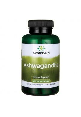Ashwagandha 450 mg x 100 Capsulas