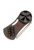 Rodillo de rueda abdominal para entrenamiento