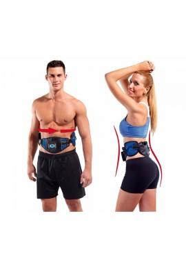 Faja Electro Estimulacion Muscular Gym Form Abs A Round 360 Grados