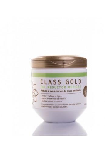 Pierde tallas Con Gel Reductor Anticelulitis Class Gold Medidas