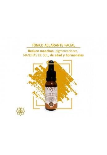 Tonico Aclarante Facial Class Gold