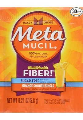Metamucil Orange Powder