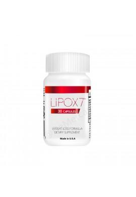Lipox 7 para bajar de peso