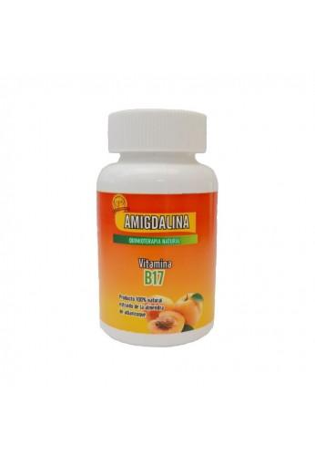 Vitamina B17, Amigdalina