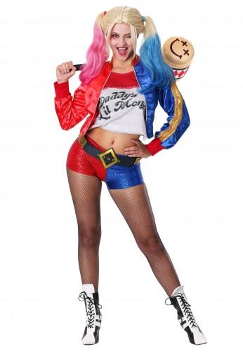 Disfraz Harley Quinn ++ Todos sus Accesorios