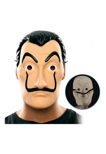 La Casa De Papel Mascara Salvador Dalí Halloween