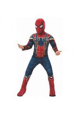 Spiderman Hombre Araña Disfraz Niños