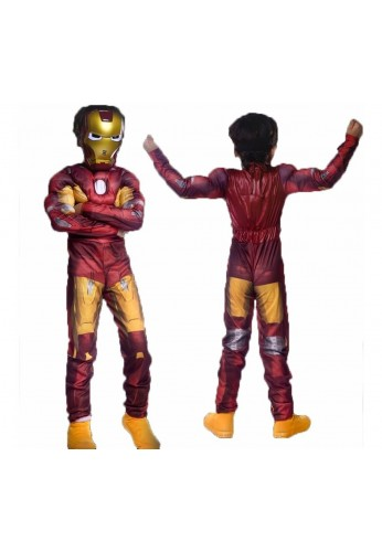 Iron Man Disfraz Niño Vengadores