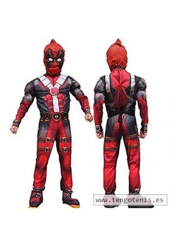 Deadpool Disfraz Halloween