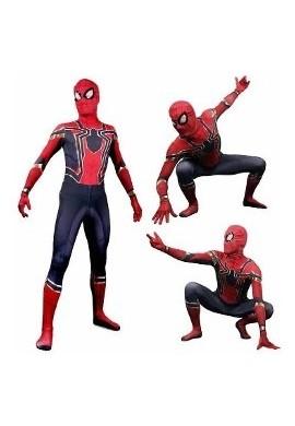 Hombre Araña Spiderman Disfraz Para Niños