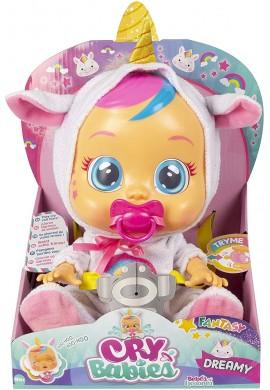 Cry Babies Unicornio Fantasy Bebes Llorones