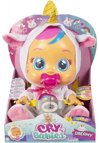 Cry Babies Unicornio Fantasy Muñecos llorones